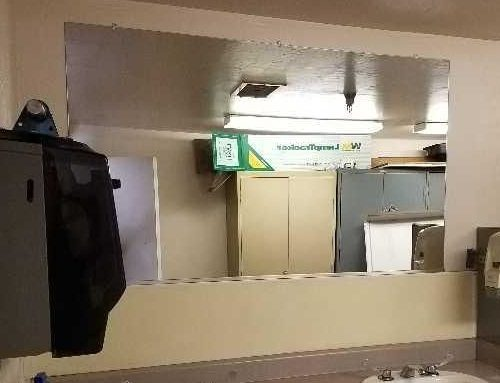 Mirror Repairs
