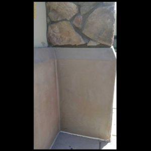 Exterior Crack Repaired