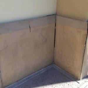 Exterior Cracks