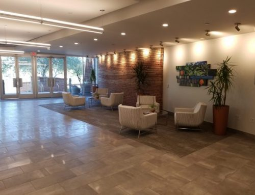 Metro Commercial – Papago Buttes Lobby