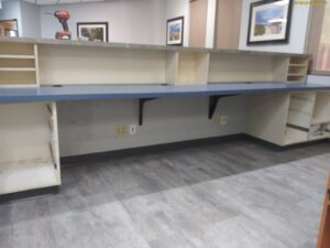 Dental Office Millwork