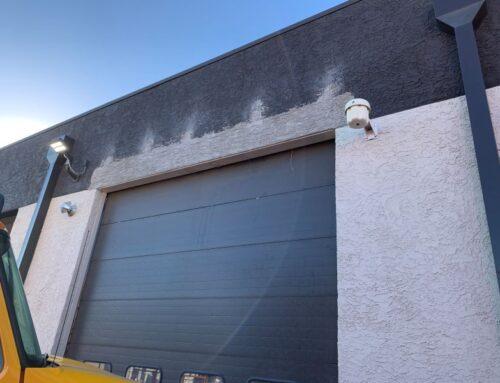 Exterior Building Repairs (Lintel)